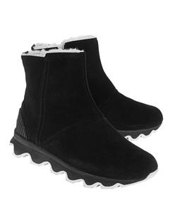 SOREL  Kinetic Short Boots Black