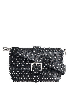 RED VALENTINO Puzzle Mini Nero