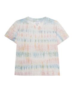 VELVET BY GRAHAM & SPENCER Odetta Tie Dye Sunrise Multicolor