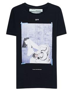 OFF-WHITE C/O VIRGIL ABLOH DONDI Square Black