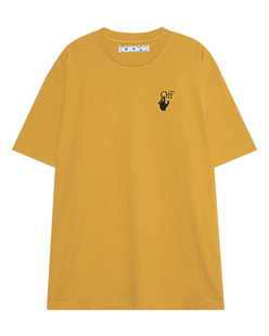 OFF-WHITE C/O VIRGIL ABLOH Agreement Yellow