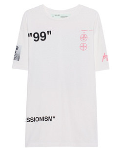 OFF-WHITE C/O VIRGIL ABLOH Boat Over Tee Off White
