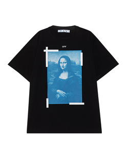 OFF-WHITE C/O VIRGIL ABLOH Monalisa Over Black