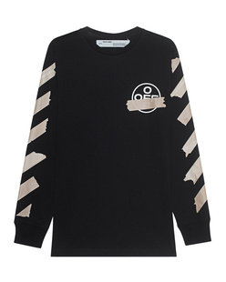 OFF-WHITE C/O VIRGIL ABLOH Tape Arrows Black