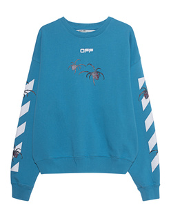 OFF-WHITE C/O VIRGIL ABLOH Oversized Arachno Turquoise