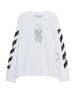 OFF-WHITE C/O VIRGIL ABLOH Dripping Arrows White