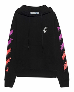 OFF-WHITE C/O VIRGIL ABLOH Marker Fuchsia Black