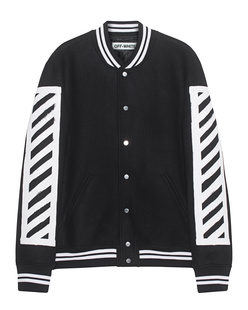 OFF-WHITE C/O VIRGIL ABLOH College Black