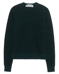 OFF-WHITE C/O VIRGIL ABLOH Cabled Off Green