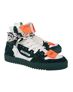 OFF-WHITE C/O VIRGIL ABLOH 3.0 Off-Court Vintage Green White