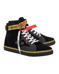OFF-WHITE C/O VIRGIL ABLOH Vulc Mid Skate Black