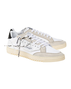 OFF-WHITE C/O VIRGIL ABLOH 5.0 Leather White