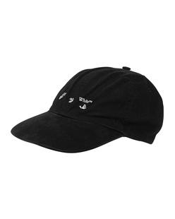 OFF-WHITE C/O VIRGIL ABLOH Logo Black