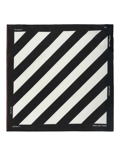 OFF-WHITE C/O VIRGIL ABLOH Bandana DIAG Multicolor