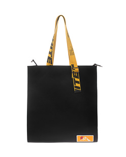 OFF-WHITE C/O VIRGIL ABLOH Origami Tote Black