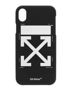 OFF-WHITE C/O VIRGIL ABLOH iPhone X Arrow White Black