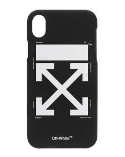OFF-WHITE C/O VIRGIL ABLOH iPhone Xs Max Arrow Black