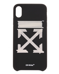 OFF-WHITE C/O VIRGIL ABLOH XS MAX Tape Arrows Black