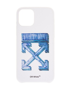 OFF-WHITE C/O VIRGIL ABLOH iPhone 11 Pro Blue