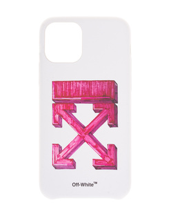 OFF-WHITE C/O VIRGIL ABLOH iPhone 11 White