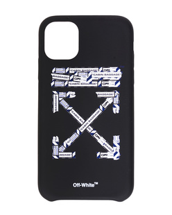 OFF-WHITE C/O VIRGIL ABLOH iPhone Case XI Airport Tape