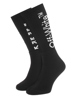 OFF-WHITE C/O VIRGIL ABLOH Arrows Socks Black