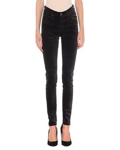 AG Jeans Farrah Skinny Anthracite
