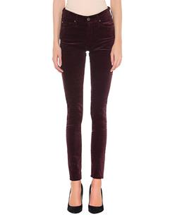 AG Jeans Farrah Skinny Bordeaux