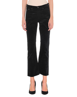 AG Jeans Jodi Crop Black