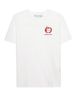 OFF-WHITE C/O VIRGIL ABLOH Apple Reg White
