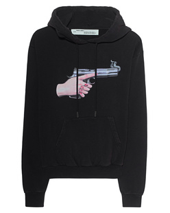 OFF-WHITE C/O VIRGIL ABLOH Diag Hand Gun Black