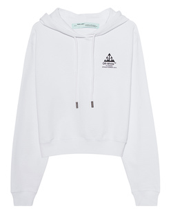 OFF-WHITE C/O VIRGIL ABLOH Crop Carryover White