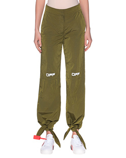 OFF-WHITE C/O VIRGIL ABLOH Bow Logo Olive