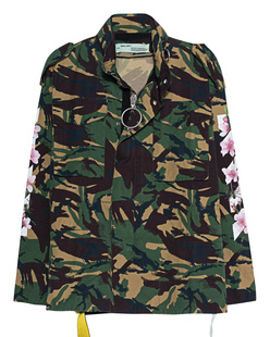 OFF-WHITE C/O VIRGIL ABLOH Cherry Flower Camouflage