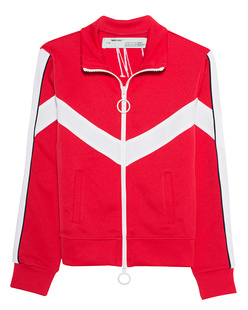 OFF-WHITE C/O VIRGIL ABLOH Track Woman Red