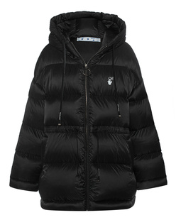 OFF-WHITE C/O VIRGIL ABLOH Puffer Black