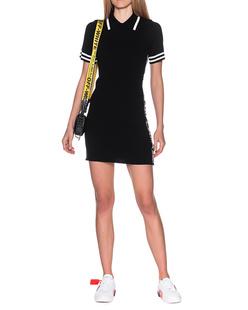OFF-WHITE C/O VIRGIL ABLOH Polo Knit Black