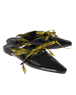 OFF-WHITE C/O VIRGIL ABLOH For Walking Flat Black