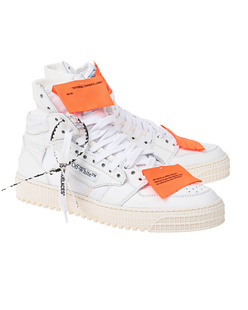 OFF-WHITE C/O VIRGIL ABLOH 3.0 Off Court Leather White