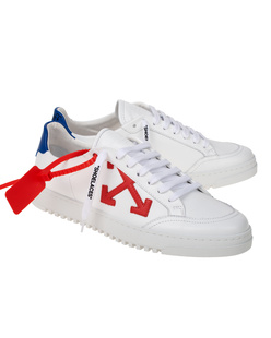 OFF-WHITE C/O VIRGIL ABLOH 2.0 Arrow Low-Top White