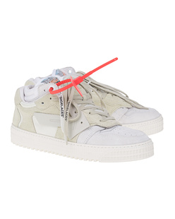 OFF-WHITE C/O VIRGIL ABLOH 4.0 Off Court Low Beige
