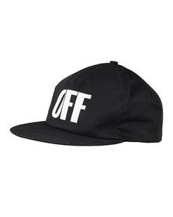 OFF-WHITE C/O VIRGIL ABLOH Big Off Black