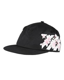 OFF-WHITE C/O VIRGIL ABLOH Diag Cherry Flowers Black