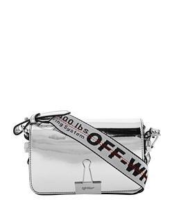 OFF-WHITE C/O VIRGIL ABLOH Mirror Mini Silver