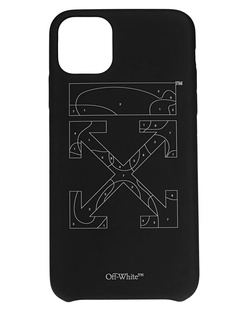 OFF-WHITE C/O VIRGIL ABLOH Puzzle Iphone 11 Pro Max Black