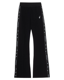 OFF-WHITE C/O VIRGIL ABLOH Athleisure Track Pant Black