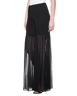 Caroline Constas Summer Sheered Black