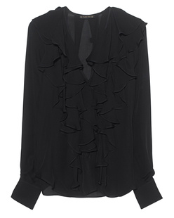 Plein Sud Big Ruffle Black