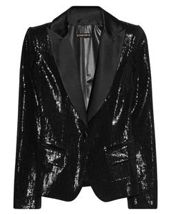 Plein Sud Shiny Sequins Black