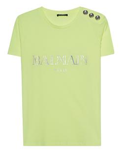 BALMAIN Emblem Yellow